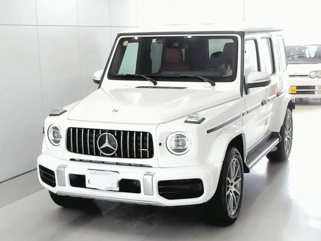 MERCEDES BENZ AMG G CLASS G63 LEATHER EXCLUSIVE 2018г.