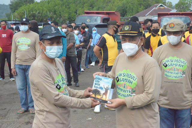 Pemkab Sinjai Sinjai Aksi Peduli dan Kampanye Lingkungan