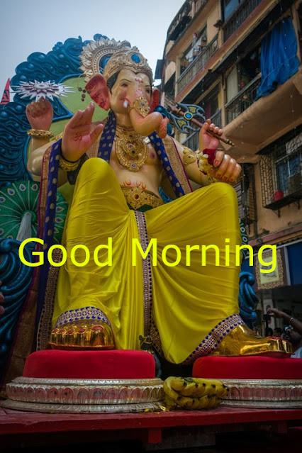 Good Morning Lord Ganesha