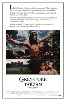 Greystoke The Legend of Tarzan, Lord Of The Apes 1984 DVD R1 NTSC Latino