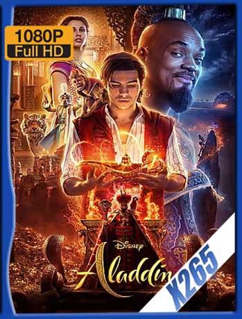 Aladdin (2019) HD [X265 1080p] Latino [GoogleDrive] SilvestreHD