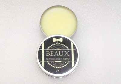 Beaux Men's Grooming Supply Heavy Pomade Review