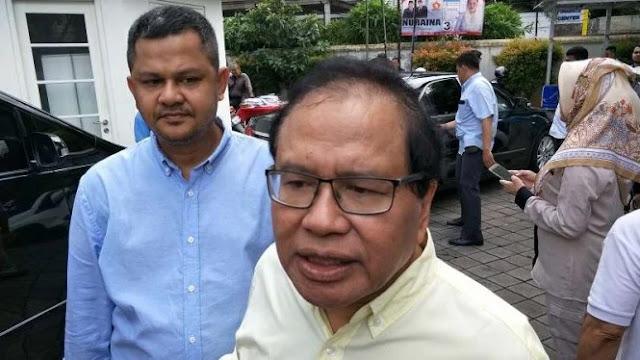 Rizal Ramli Pertanyakan Tak Lolosnya Natalius Pigai sebagai Capim KPK