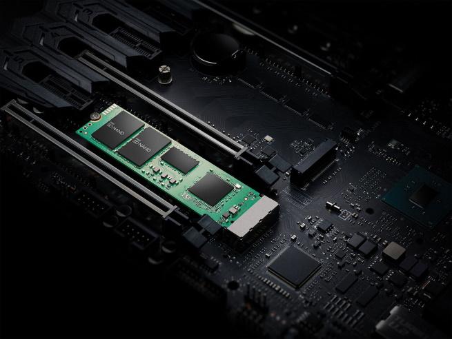 Intel 670p M.2 SSD