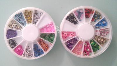 ruedas de nail art
