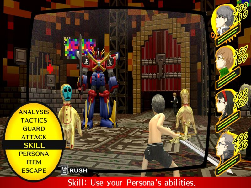 Persona 4 PC Game Free Download