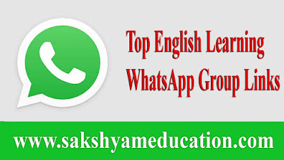 Top English Learning WhatsApp Group Links 2021