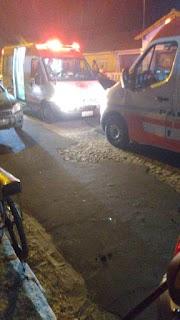 URGENTE! Tentativa de assalto em Espetinho termina com dois assaltantes baleado no Bairro São José em Parnaíba
