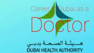 Doctor career in Dubai:DHA exam