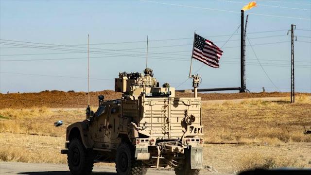 EEUU insiste en controlar pozos petroleros sirios pese a críticas