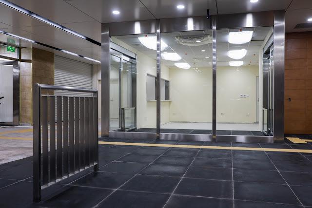 Phòng quản lý- thông tin nhà ga