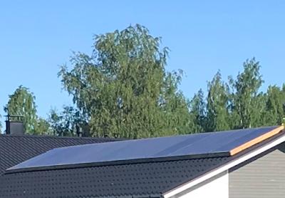 Köp solpaneler från www.sunergy.fi