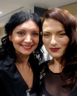 Renza Castelli - X factor 2018 - Master Class - Mac Cosmetics -  Ilenia Giuliano - Cassandra Make Up Artist
