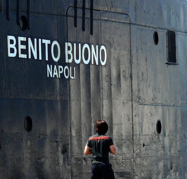 Daniela Caneschi, il Benito Buono e Scarface