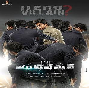 Gentleman (2016) Telugu Mp3 Songs Free Download