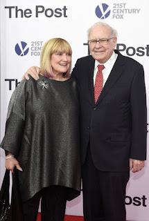 Warren Buffett First wife susan