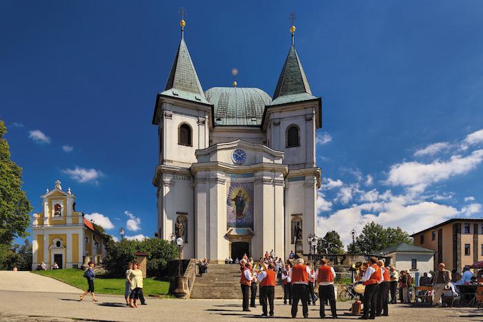 Czechy Święty Hostýn