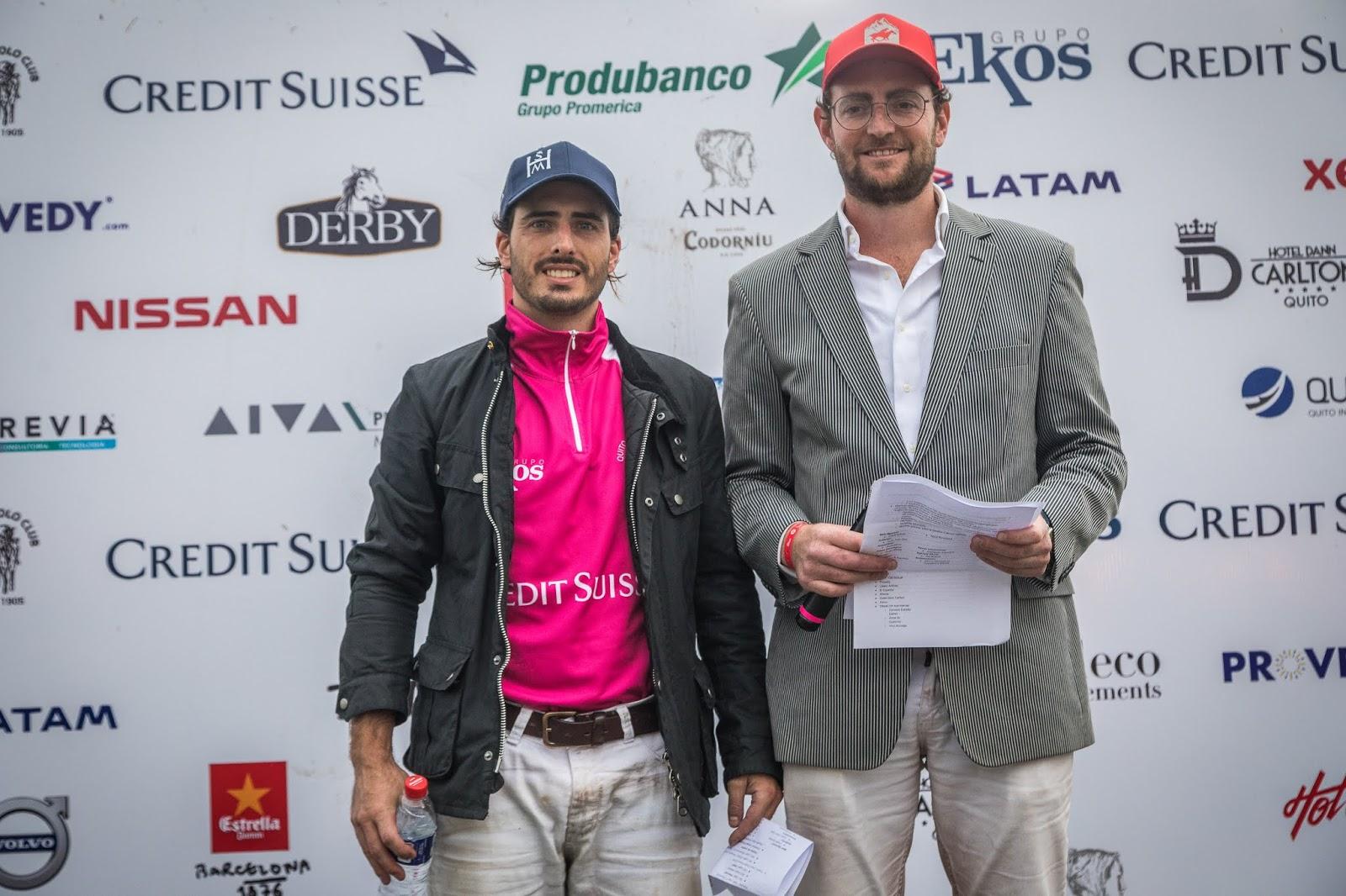Polo in the Andes culminó la tercera edición de la Copa Credit Suisse con más de 1.500 asistentes