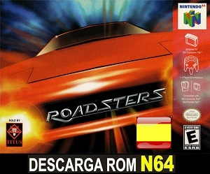 Roadsters Trophy ROMs Nintendo64 Español