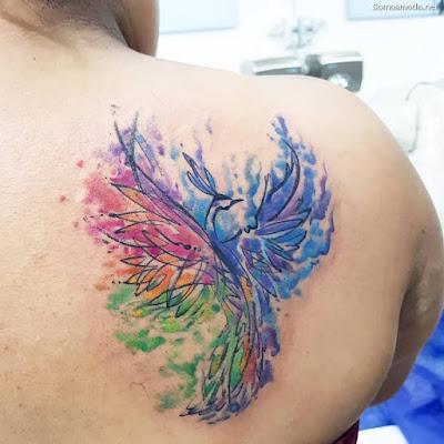 Tatuajes del Ave Fénix