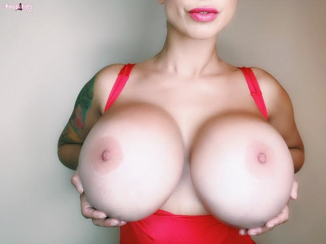 Brittany Elizabeth big boobs naked closeup