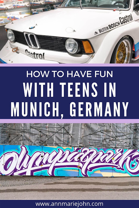 How to Have Fun With Teens inn Munich, Germany