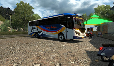Bus Discovery M. Annas cvt M. SR ETS2 1.26-32