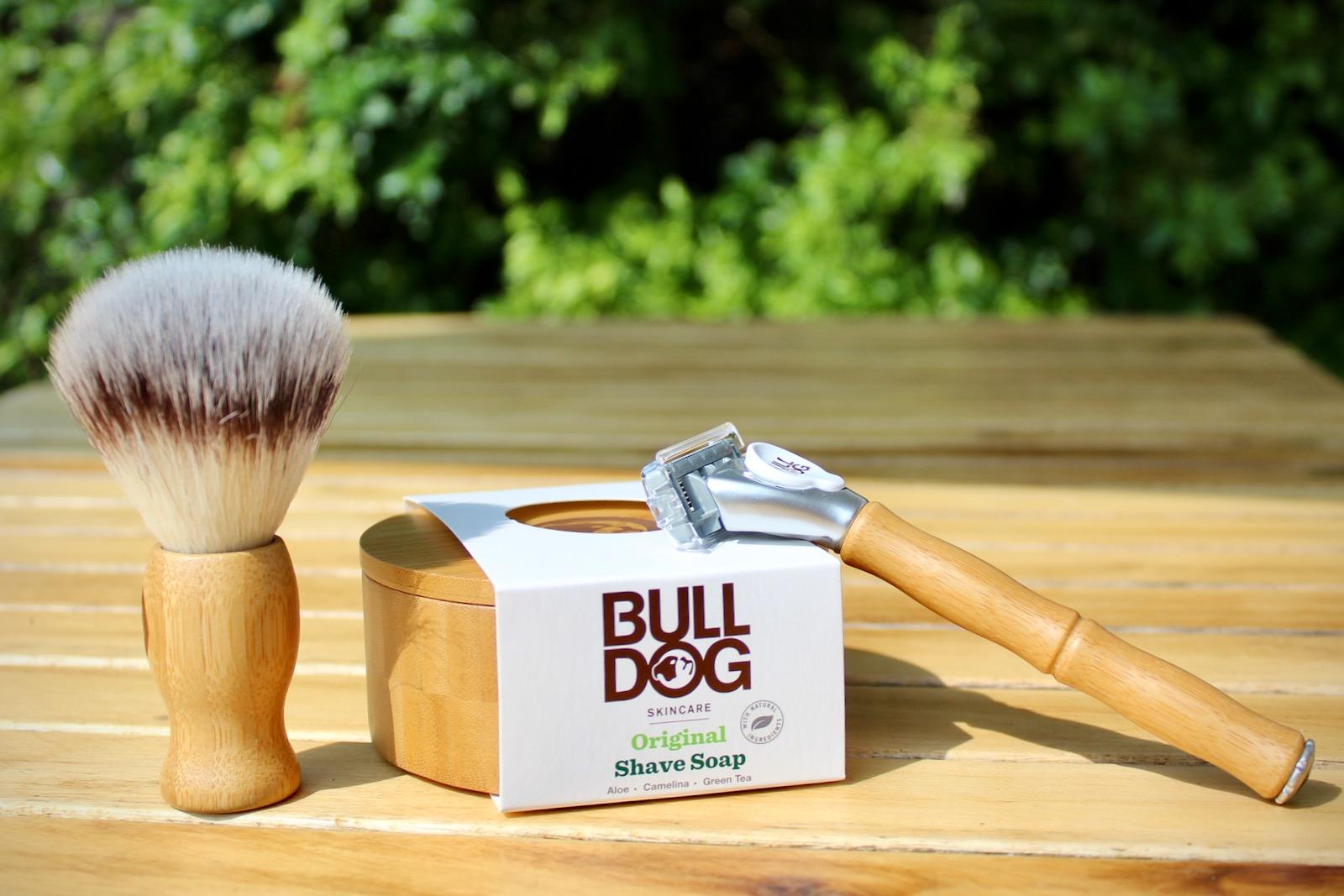 Bulldog Shaving for Men - Tim Wiggins