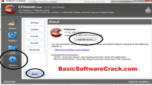 CCleaner v5.83.9050 Technician Edition Portable Cracked