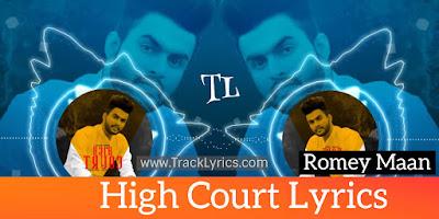 high-court-lyrics
