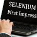 Selenium 3 is finally released - First impressions of Selenium WebDriver 3.0.0 beta 1