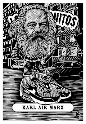 Karl Marx Los Incognitos