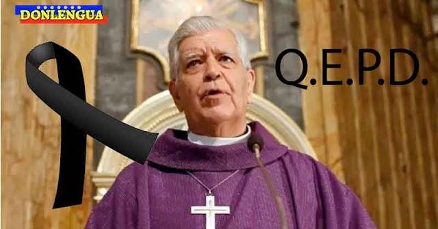 Falleció el Cardenal Jorge Urosa Savino tras estar varios días en terapia intensiva