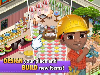 Screenshot Cafeland - World Kitchen