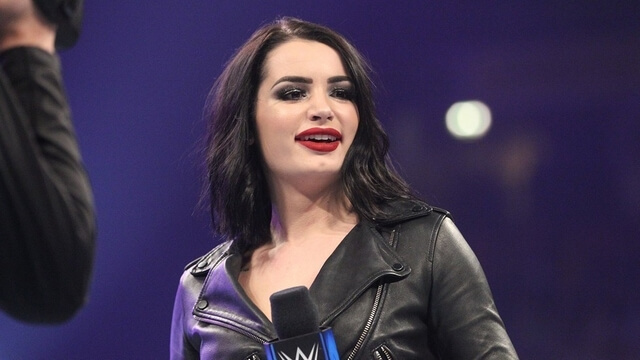 Paige talked about the People who Say Garbage on the Internet