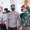 Pandam Hasanuddin dan Kapolda Sulsel Pimpin Simulasi Pengamanan, Kunker Presiden Jokowi