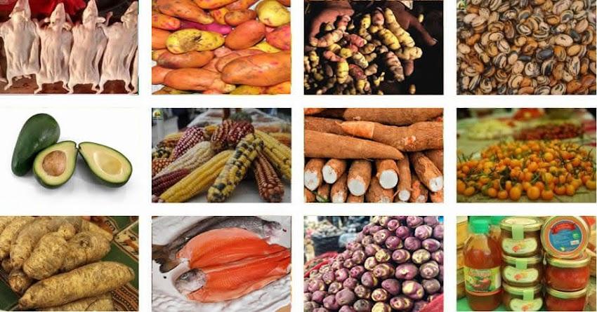 Cajabambinos optan por alimentos autóctonos con criterio nutricional