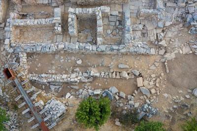 Ψηλορείτης: Νέα ευρήματα στο μινωικό ανάκτορο της Ζωμίνθου