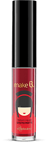Make B. Modern Asia Batom Líquido Dark Rouge