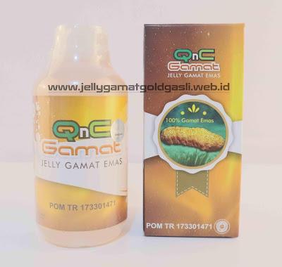 QNC Jelly Gamat ASLI (100% ORIGINAL) | DISKON HARI INI SAJA