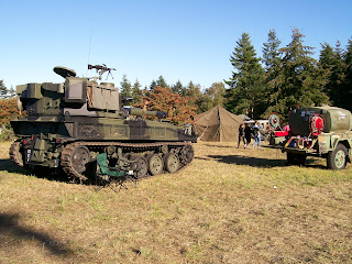Fort Worden 2016 Military Vehicles Camp