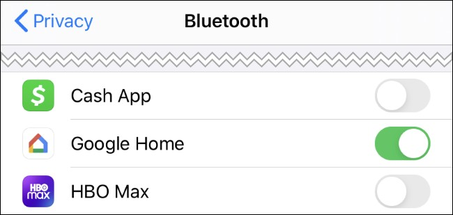 bluetooth track location