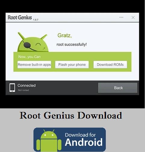 root genius 1.8.7