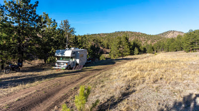 Exploring Mountain Property near Cañon City, Colorado