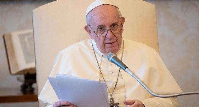 CHANNELSTV; 'Pope Francis Condemns Boko Haram Killing Of Borno Farmers'