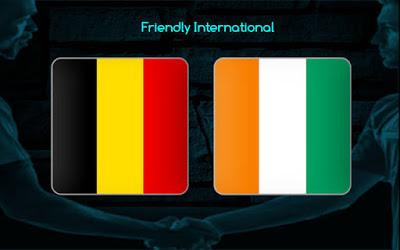 بث مباشر مباراة بلجيكا وكوت ديفوار