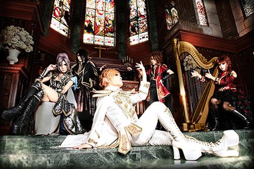Jupiter - 2nd Full Album Release   VKH Press – Japanese Visual Rock