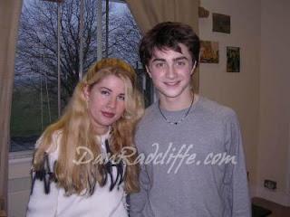 Jenna meets Daniel Radcliffe