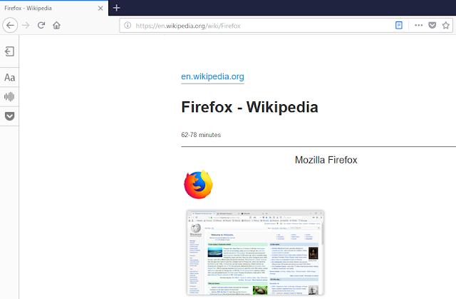 Firefox Quantum Image