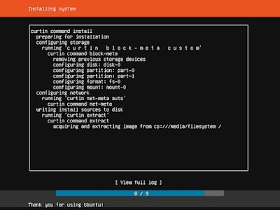 Cara Install Ubuntu Server 18.04 LTS
